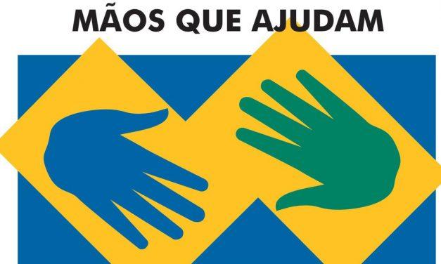 Ação do Mãos que ajudam chama a atenção da rede Globo no feriado de Finados