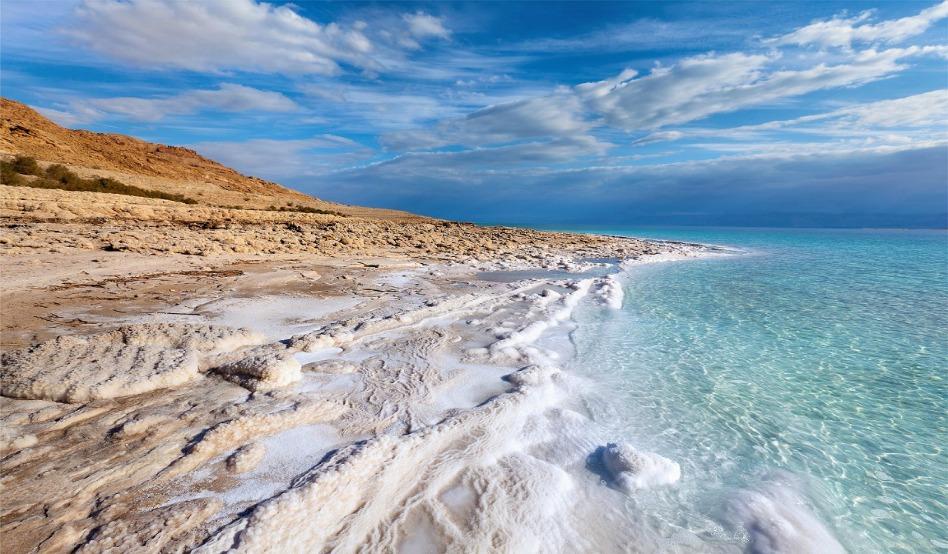 Estaria o Mar Morto Se Restaurando de Acordo com a Profecia?