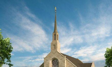 Anunciada abertura de terra de novo templo no Canadá