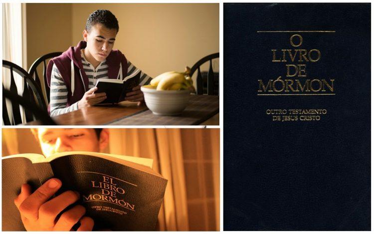 o livro de mórmon fala sobre jesus cristo