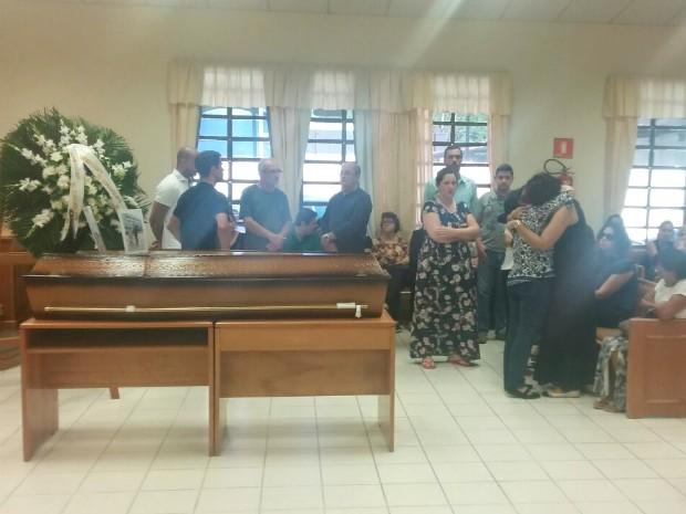 Policial Ex-Missionário que morreu em queda de helicóptero é enterrado