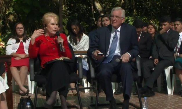 3 melhores perguntas do evento cara a cara Guatemala
