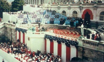 Porque o Coro do Tabernáculo Mórmon cantará na cerimônia de posse presidencial de Donald Trump