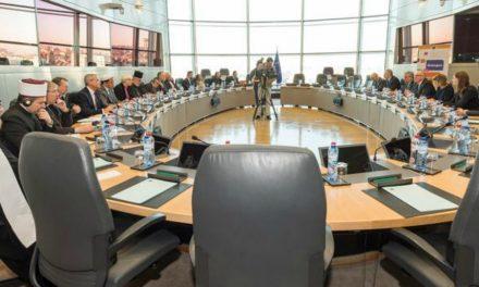 União Europeia convida o Élder Patrick Kearon para reunião máxima com líderes religiosos
