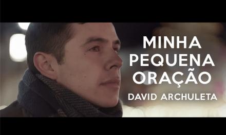 Veja a nova canção de Natal do David Archuleta em português