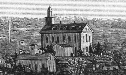 """Igreja libera contexto histórico de Doutrina e Convênios, """"Revelações em Contexto"""""""