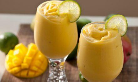 5 receitas de bebidas sem álcool para festas