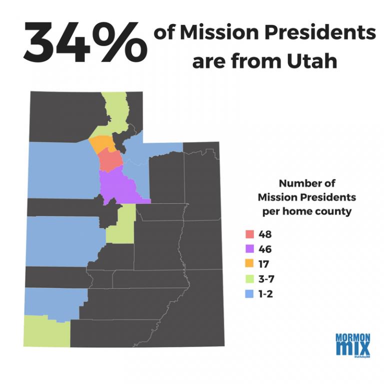 Localidades de Utah