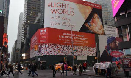"""Veja os resultados da campanha de natal da Igreja """"Seja a Luz do Mundo"""""""