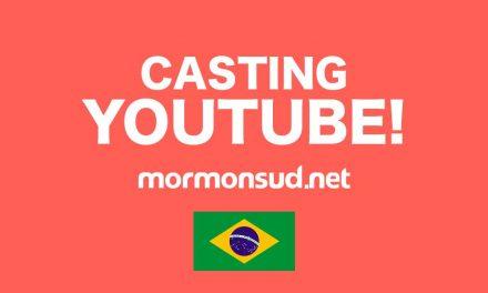 Mormonsud esta à procura de Talentos para um Projeto no YouTube!