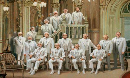 A História da Sucessão dos Presidentes da Igreja
