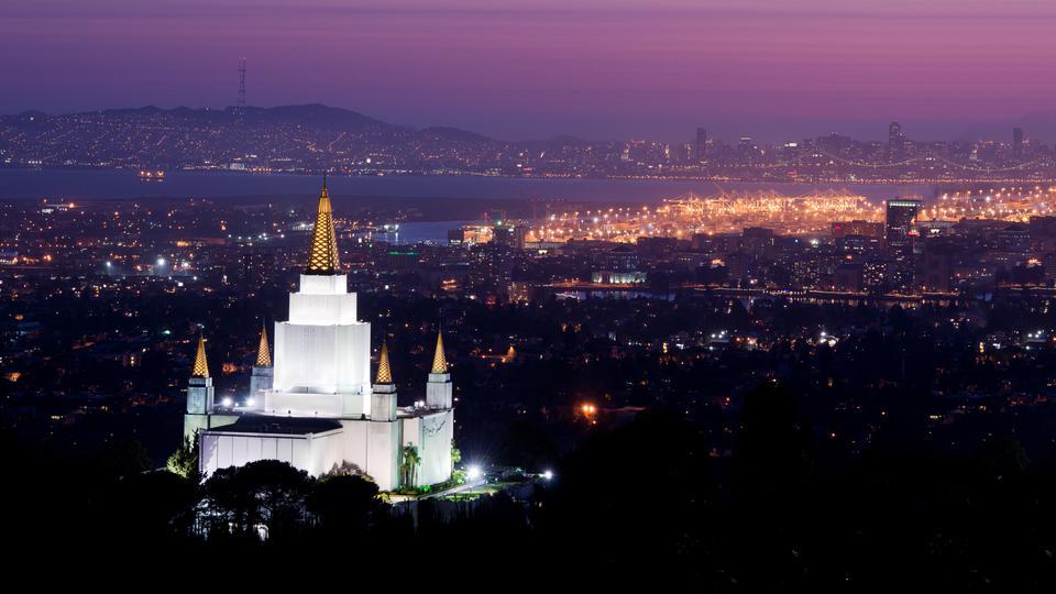 Templo de Oakland - renovação