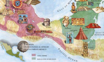 A arquelogia e geografia do Livro de Mórmon