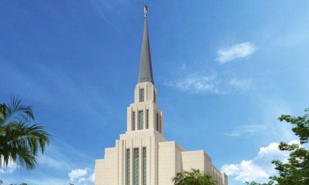 Assista ao vivo a abertura de Terra do Templo do Rio de Janeiro!