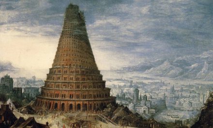 É verdade que todos os idiomas vieram da Torre de Babel?