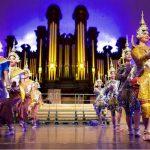 celebração inter-religiosa no Tabernáculo Mórmon
