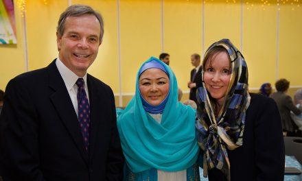 Mórmons aceitam convite para celebrar o Ano Novo Persa