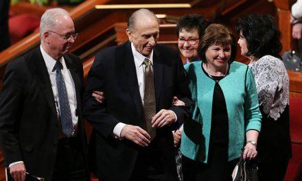 Thomas S. Monson, Presidente da Igreja SUD foi hospitalizado. Alta médica é prevista em breve
