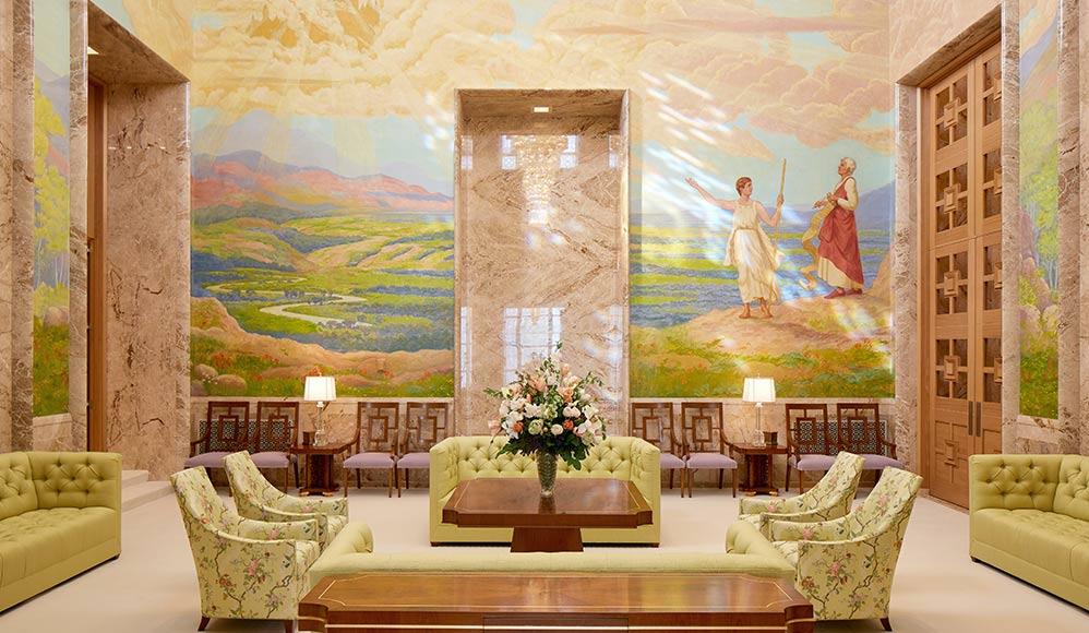 Fotos deslumbrantes de 26 salas celestiais de templos ao redor do mundo