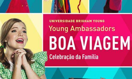 BYU Young Ambassadors se apresentam em turnê pelo Brasil