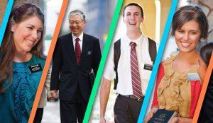 Os missionários mórmons