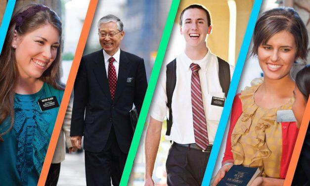 Quem são os missionários mórmons?