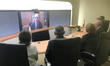 Presidente peruano agradece pelo socorro prestado pela Igreja em resposta às Enchentes