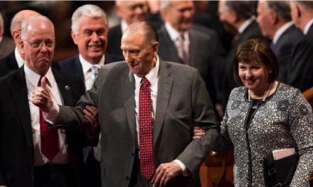 Igreja fornece notícias sobre o Presidente Thomas S. Monson