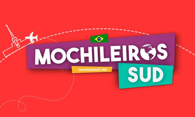 Ganhe Camisetas dos Mochileiros SUD no Evento ao Vivo!