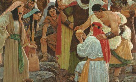 O que os mórmons chamam de A Liahona?