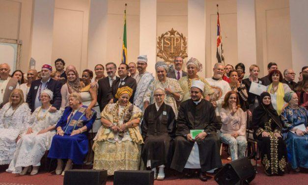Foi criado o primeiro Fórum Inter-Religioso em São Paulo