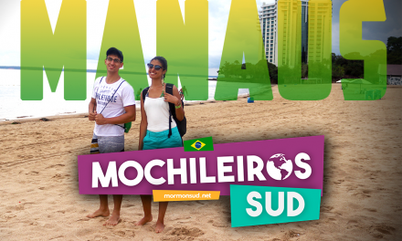 A incrível cidade de Manaus – primeira parada dos Mochileiros SUD!