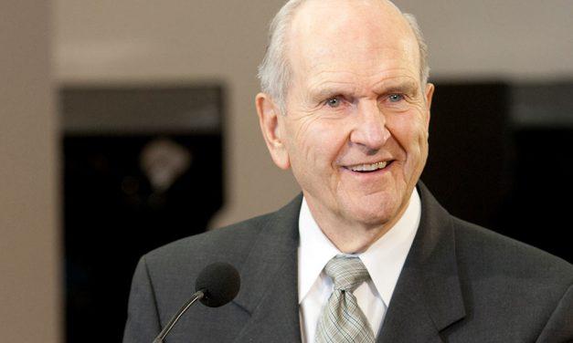 Presidente Russell M. Nelson: Uma história de amor ao Senhor