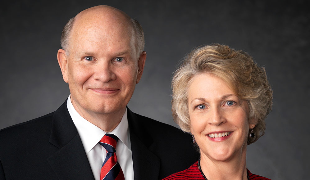 Devocional mundial para jovens adultos com o Élder e Sister Renlund