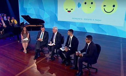Presidência da Área Brasil realiza Facebook Live para os Jovens