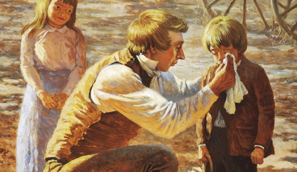 Quando Joseph Smith mostrou a verdadeira essência de seu caráter