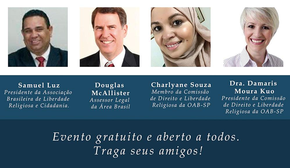 A Liberdade Religiosa e Seus Desafios: Devocional em São Paulo
