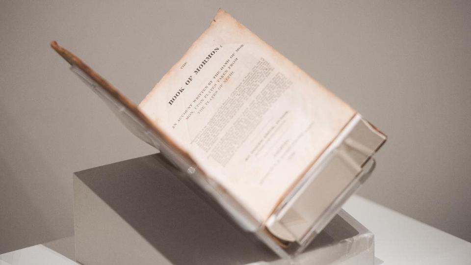 Artefatos da História Mórmon Serão Exibidos no Museu Nacional de História Americana
