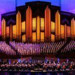 Concerto do dia dos pioneiros, coro