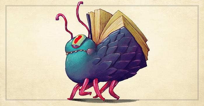 criaturas fantásticas - já conhece as escrituras