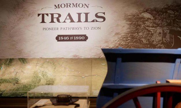 Começou Exibição Interativa Sobre os Pioneiros no Museu de História da Igreja