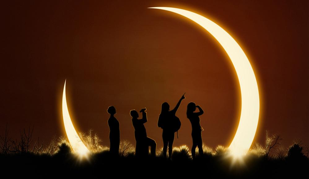O Eclipse de Hoje é um Sinal do Final dos Tempos?