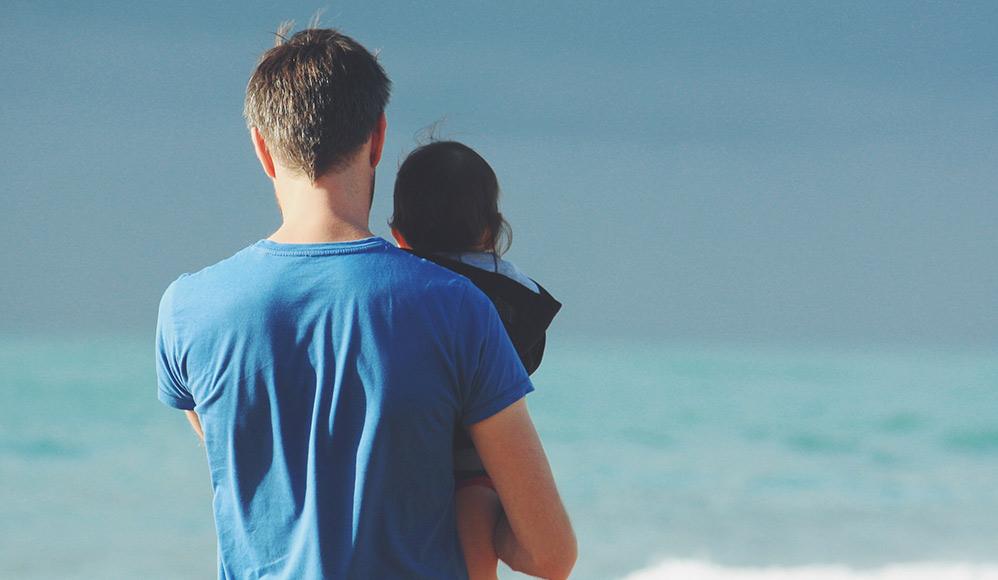 Um Olhar Para o Coração de um Pai Adotivo