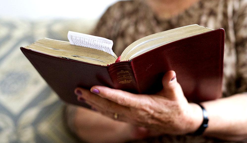 Histórias de Conversão: Como uma Escritura Mudou a Vida da Irmã Elizena