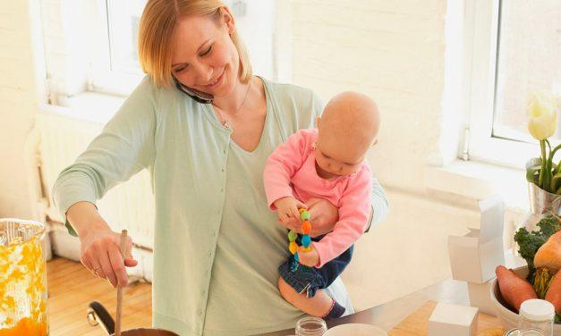 Para Mães Sobrecarregadas: Seis Etapas Para Encontrar Mais Equilíbrio