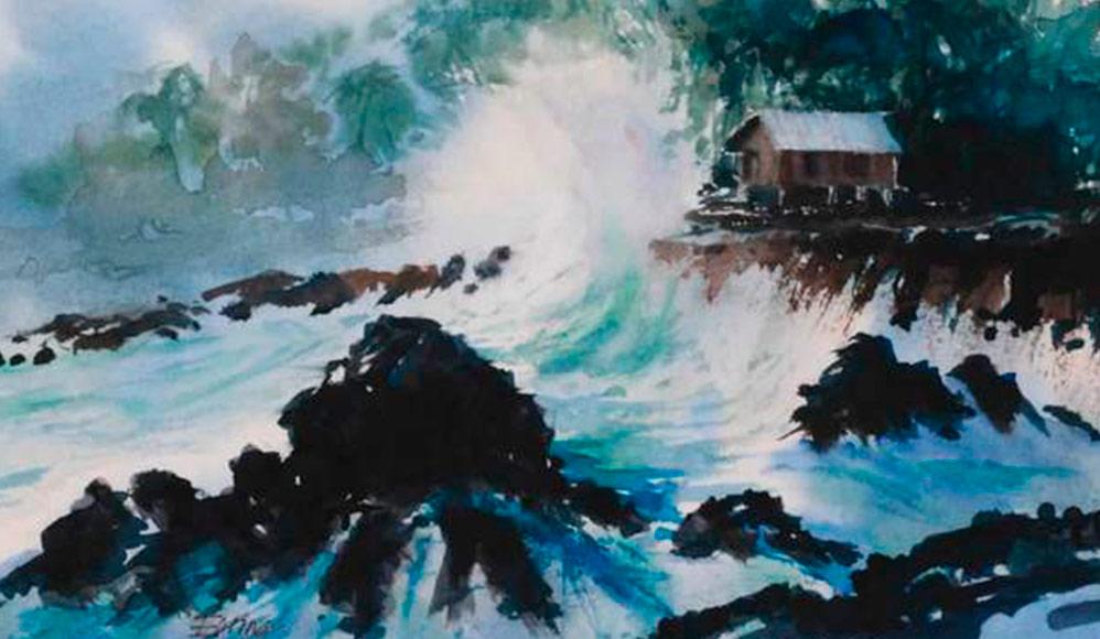 21 Peças de Arte Inspiradoras Feitas Pelo Presidente Eyring