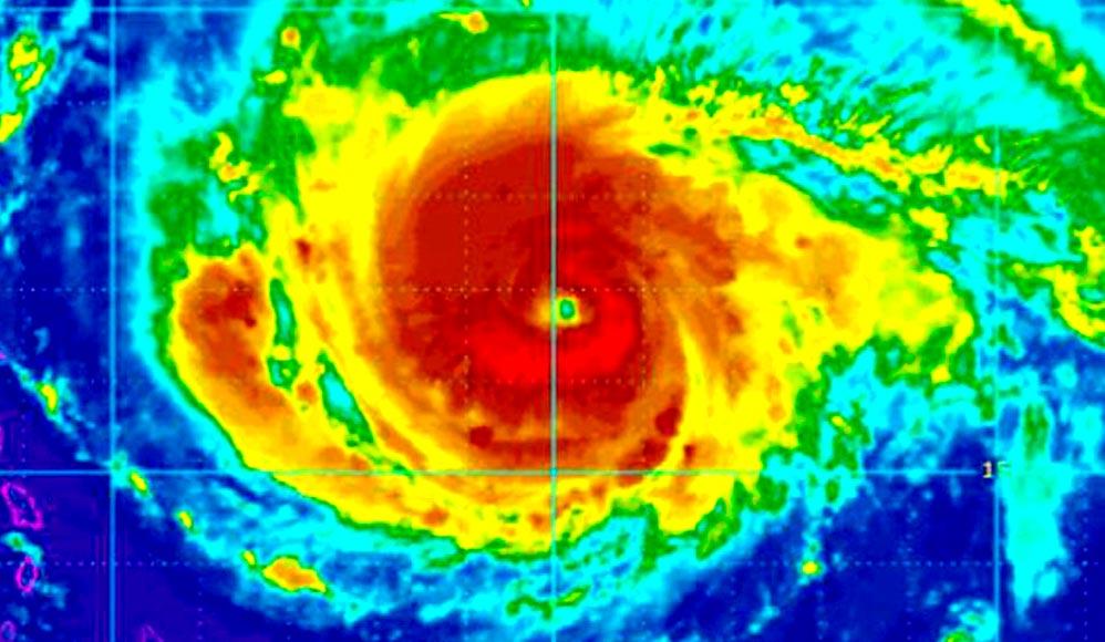 """Igreja Faz Declaração Sobre Furacão """"Irma"""""""