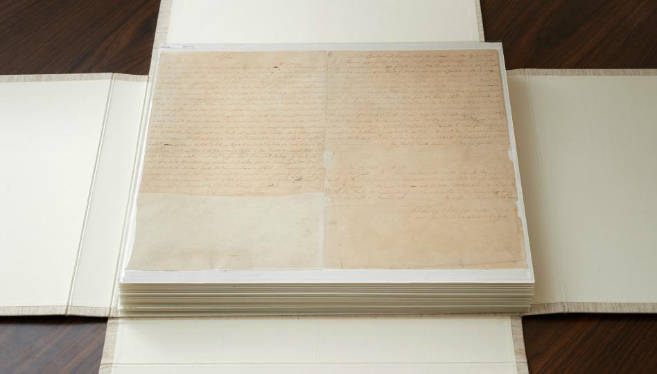 Igreja SUD Adquire o Manuscrito da Impressão Original do Livro de Mórmon