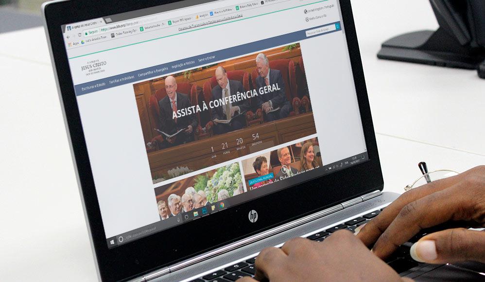 Igreja de Jesus Cristo anuncia novo nome para o site lds.org