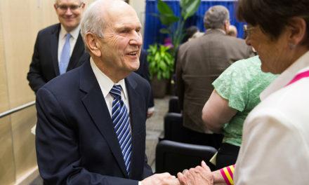 """Nossa """"Maior Prioridade"""": O Presidente Nelson nos Ajuda a Identificá-la"""